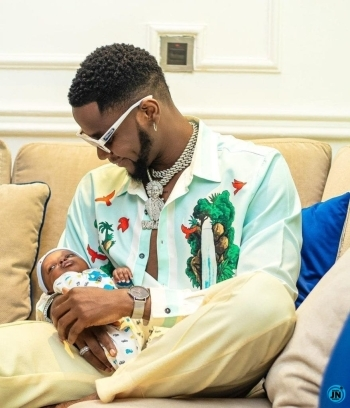SHOCKING! Kizz Daniel Reveals He Lost One Of His Sons